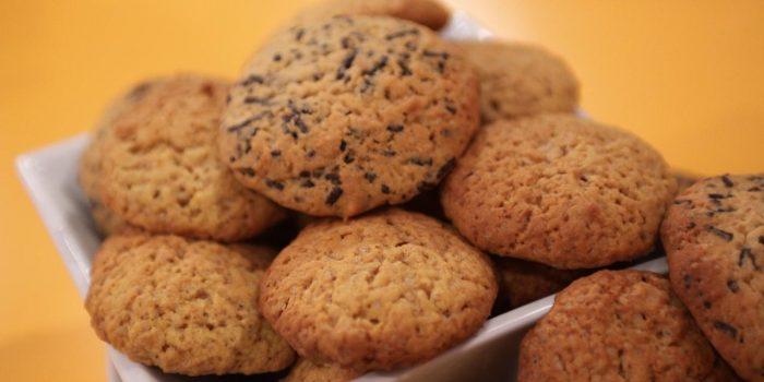 Biscoitos de abóbora